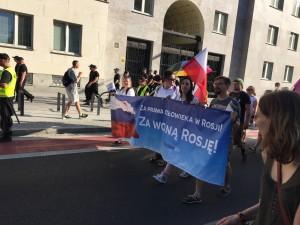 parada Rosja